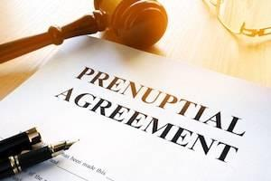 Tinley Park prenuptial agreement lawyer